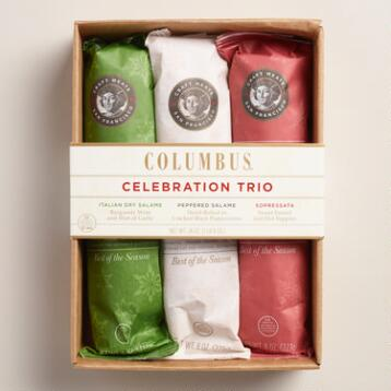 Columbus Salami Celebration Trio