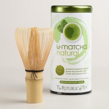 Republic of Tea U-Matcha Gift Set with Whisk