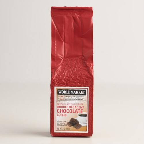 World Market® Double Decadent Chocolate Coffee, Set of 6