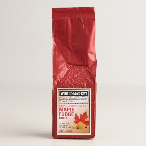 World Market® Maple Fudge Coffee, Set of 6