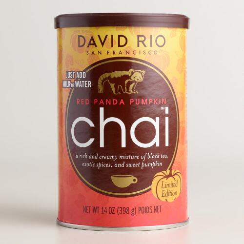 David Rio Pumpkin Chai Mix