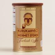 Kurukahveci Mehmet Efendi Turkish Coffee