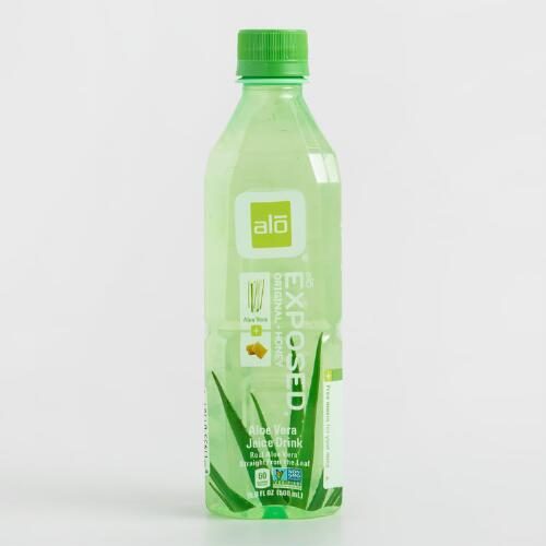 Alo Exposed Original Honey Aloe Drink