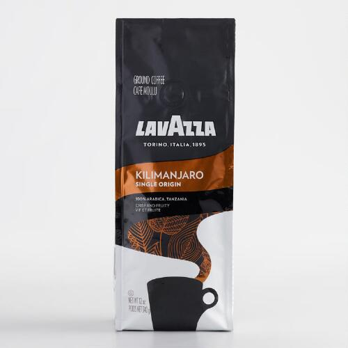 Lavazza Kilimanjaro Coffee, Set of 6