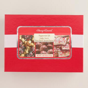 Harry & David Peppermint Trio Gift Box