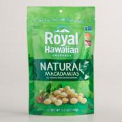 Royal Hawaiian Natural Macadamia Nuts