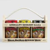 Ass Kickin' Salsa Gift Set, 3-Pack