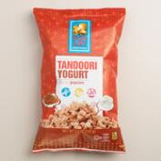 Pop Art Tandoori Yogurt Popcorn