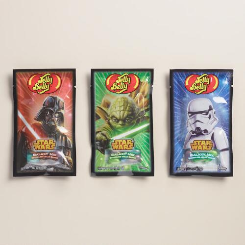 Jelly Belly Star Wars Galaxy Jellybean Mix, Set of 3