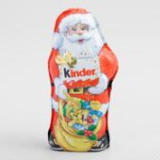 Kinder Milk Chocolate Santa