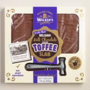 Walker's Nonsuch Belgian Milk Chocolate Toffee Slab