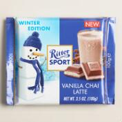 Ritter Vanilla Chai Latte Chocolate Bar