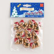 Storz Christmas Bear Chocolates, 10 Piece
