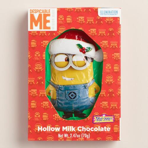 Milk Chocolate Minion