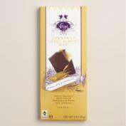 Vosges Roasted Chestnut Honey Almond Dark Chocolate Bar