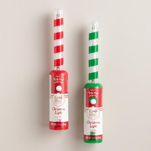 Candyrific Elf on the Shelf Light Up Wand