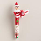 Candyrific Elf on the Shelf Fan