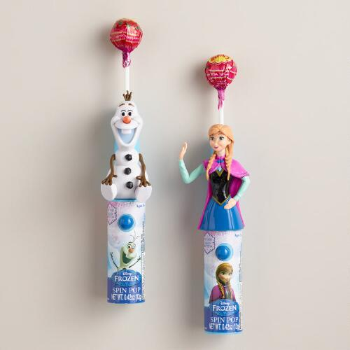 Candyrific Frozen Spinning Lollipop