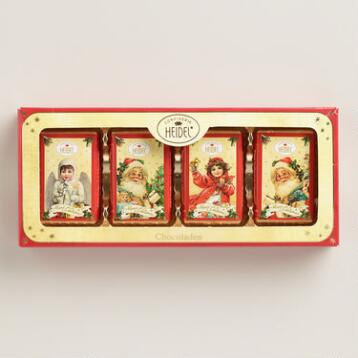Heidel Chocolate Gift Box, 4 Piece