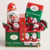 Heidel Chocolate Christmas Tin