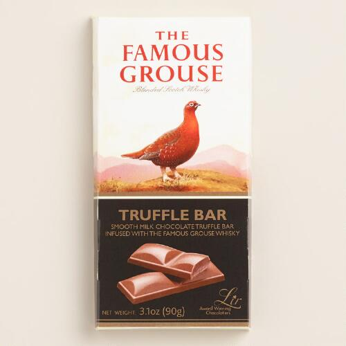 The Famous Grouse Liqueur Truffle Bar