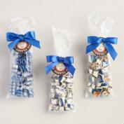 Hammond's Assorted Hanukkah Candy Gift Bags, Set of 3