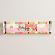 Chabert & Guillot Raspberry and Vanilla Almond Nougat Bars