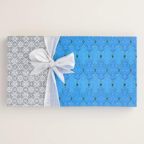 Morris Blue Chocolate Truffle Box
