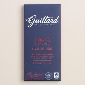 Guittard 85% Chocolate Bars, Set of 2