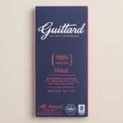 Guittard 70% Chocolate Bars, Set of 2