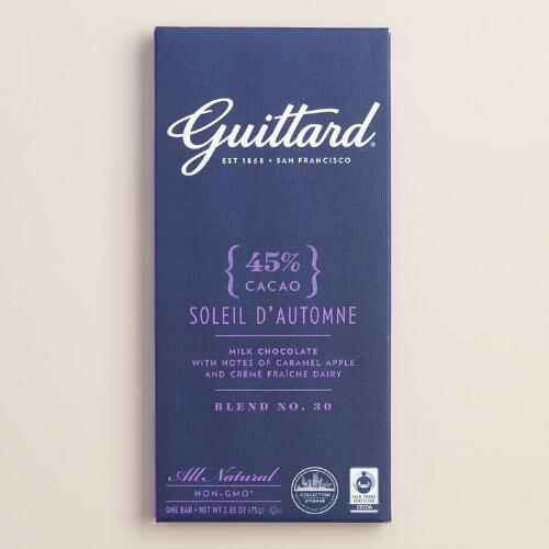 Guittard 45% Milk Chocolate Bars, Set of 2