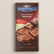 Ghirardelli Milk Chocolate Brownie Bar