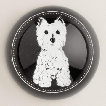 Scottish Terrier Paperweight