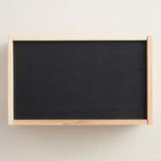Chalkboard Wood Pastry Box