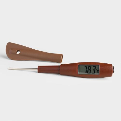 Silicone Candy Thermometer and Spatula