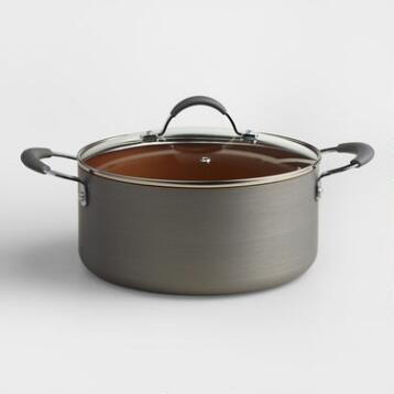 Halo Copper Nonstick Dutch Oven