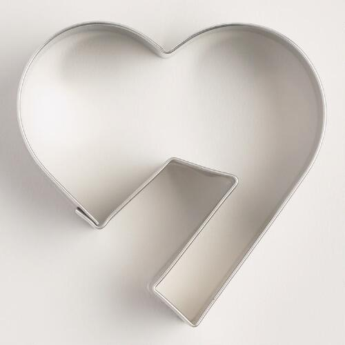 Heart Side of the Cup Cookie Cutter