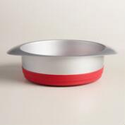 Steel and Silicone Pop Out Cake Pan