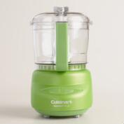 Green Cuisinart Mini Prep Plus Food Processor