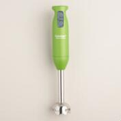 Green Cuisinart Smart Stick Hand Blender