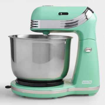 Mint Dash Go Everyday Electric Mixer