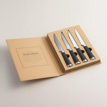 Essential Steak Knives Hostess Gift Set, 4 Piece