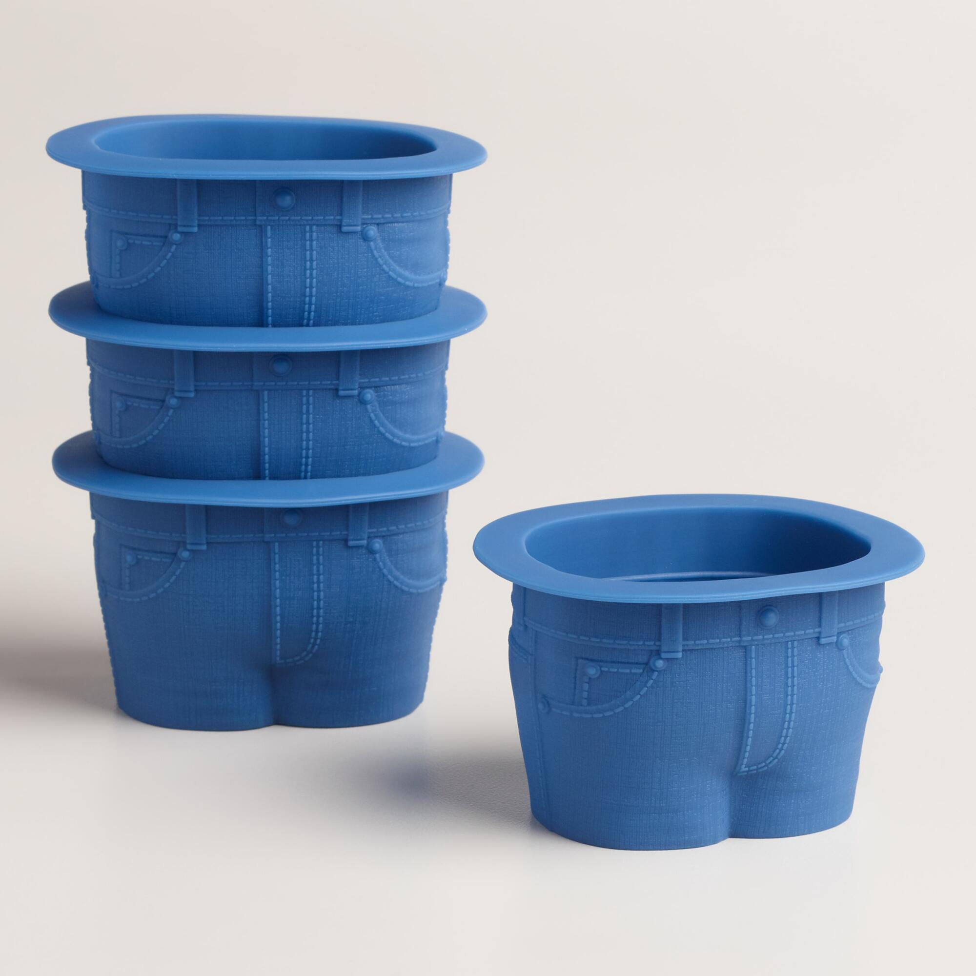 Muffin Top Muffin Cups : Muffin tops silicone baking cups pack world market