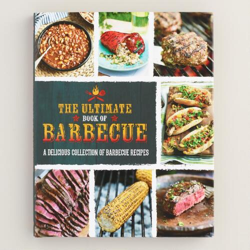 """The Ultimate Book of Barbecue"" Cookbook"