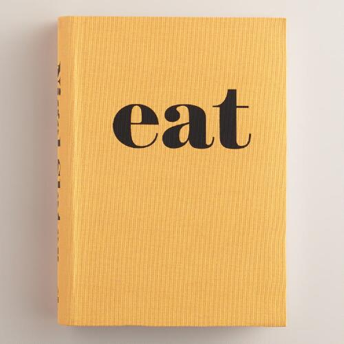 """Eat: The Little Book of Fast Food"" Cookbook"