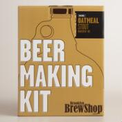Oatmeal Stout Beer Making Kit