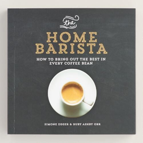 """The Home Barista"" Book"