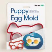 Puppy Silicone Egg Mold