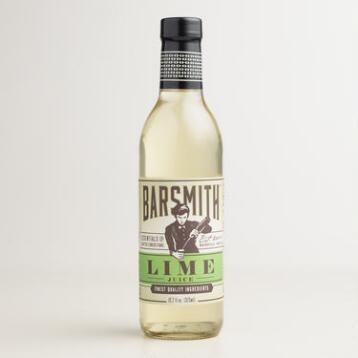 Barsmith Sweetened Lime Syrup