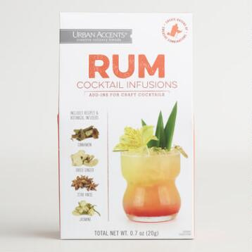 Urban Accents Rum Cocktail Spices